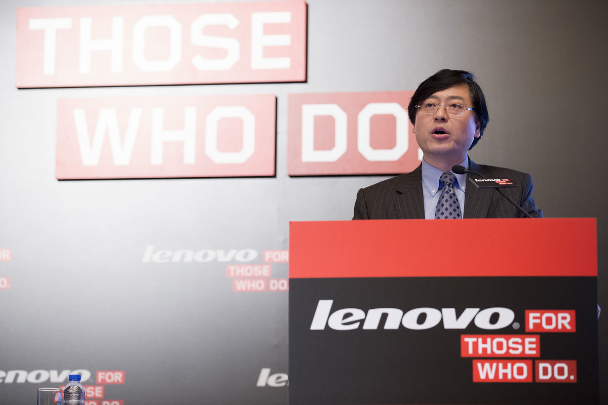 Lenovo Profit Surges on Smartphones, Computer Sales by Bloomberg News August 14, 2014