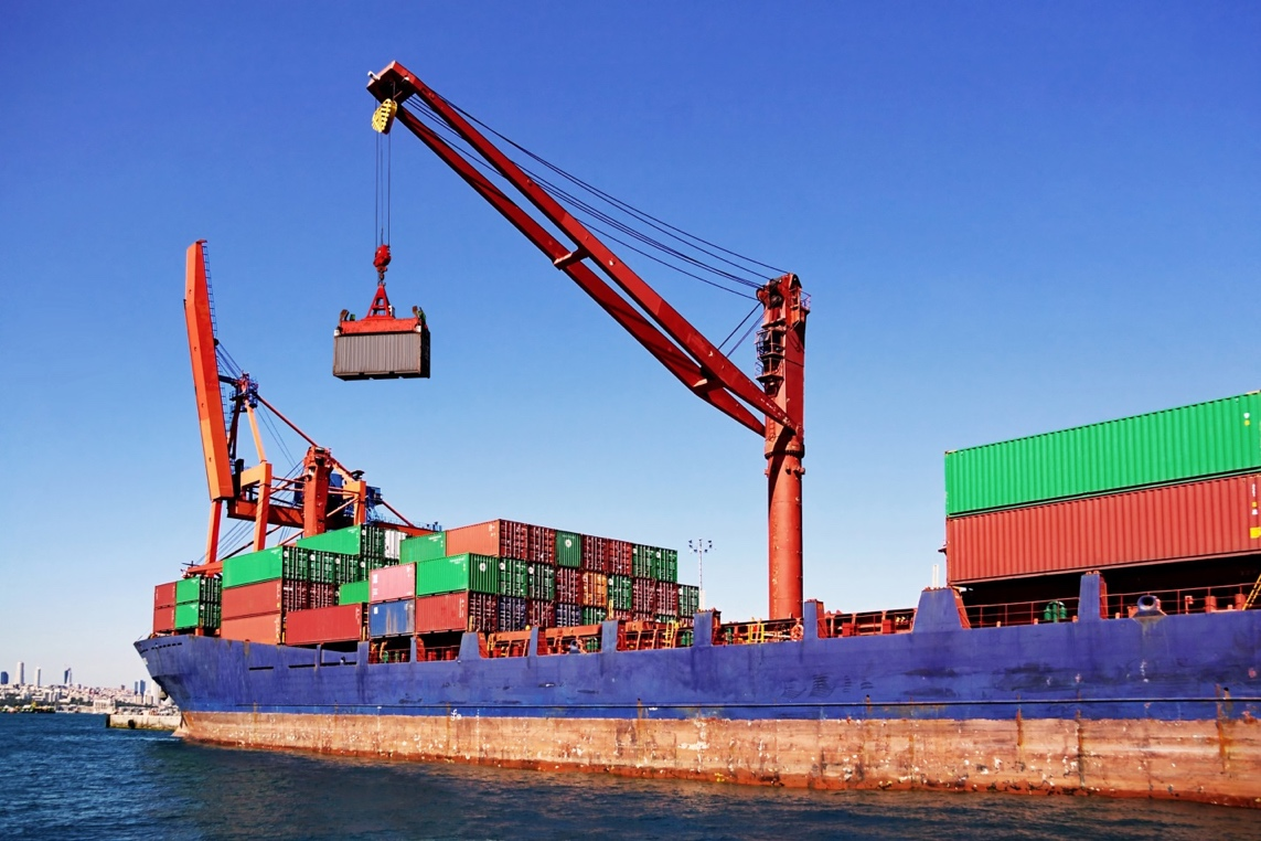 importing from China by sea